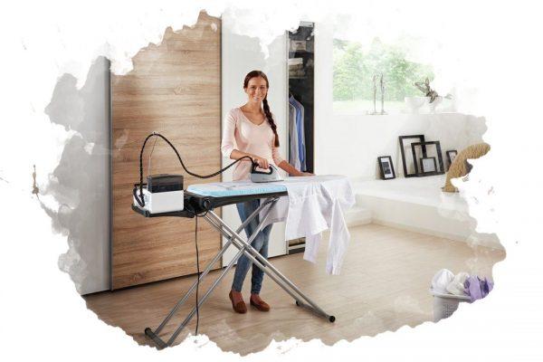 ТОП-7 лучших утюгов с парогенератором для дома: какой выбрать, отзывы, цена