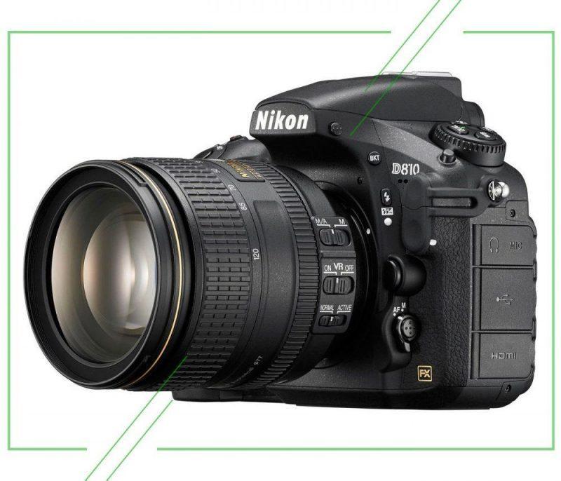 Nikon D 850 Kit 24-120 мм VR Black_result