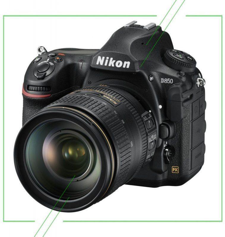 Nikon D 850 Kit 24 - 120 мм VR Black_result