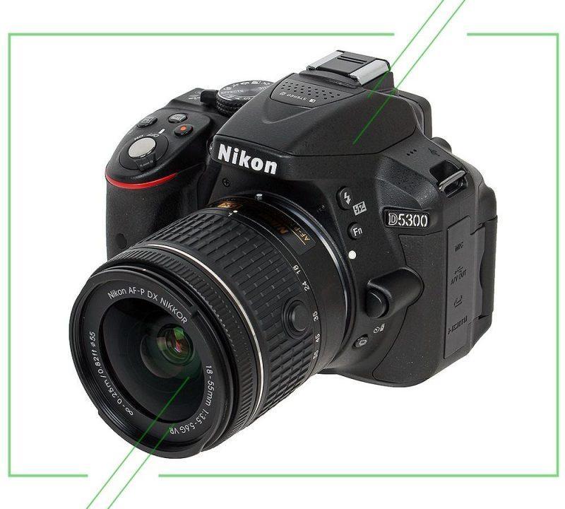 Nikon D5300 Kit_result