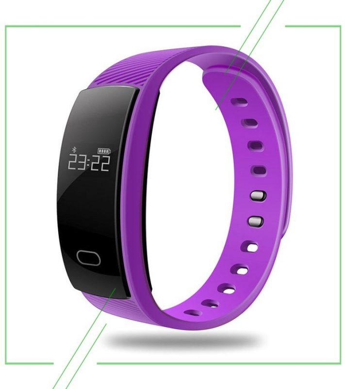 Smart Band QS80_result