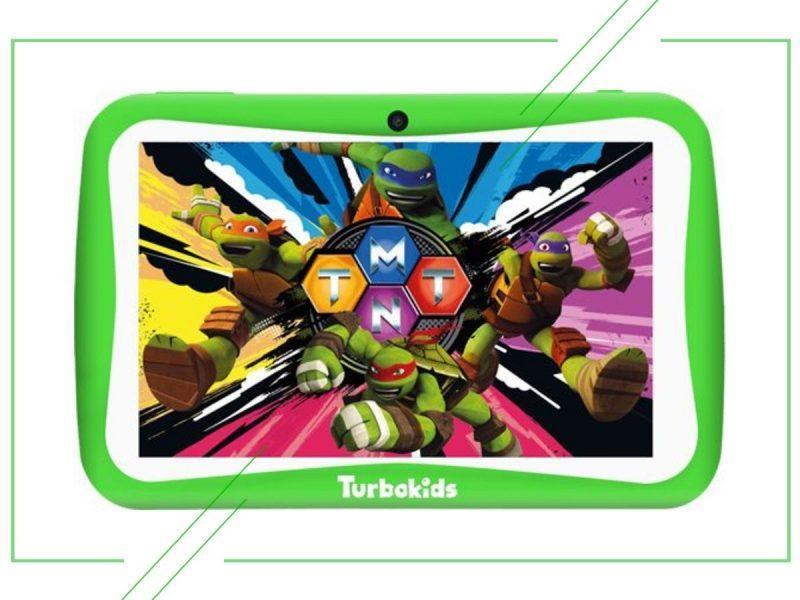 TurboKids Черепашки-ниндзя Wi-Fi 16Gb_result