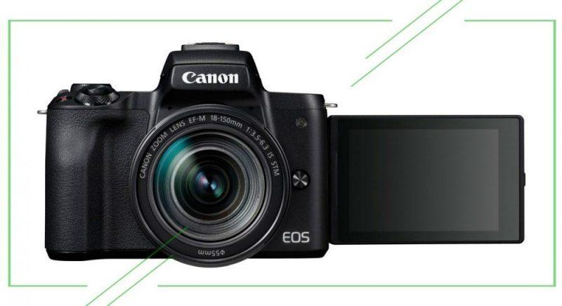 Canon EOS M50 Kit 18-150 IS STM_result