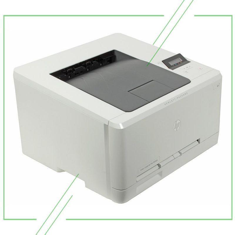 HP Color LaserJetPro M252n_result