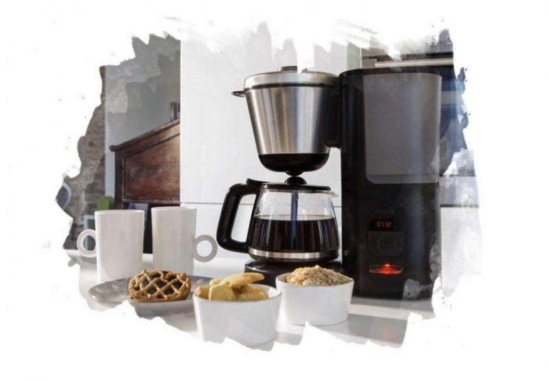 ТОП-7 лучших капельных кофеварок для дома