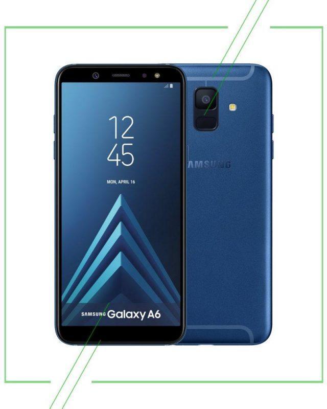 Samsung Galaxy A6_result