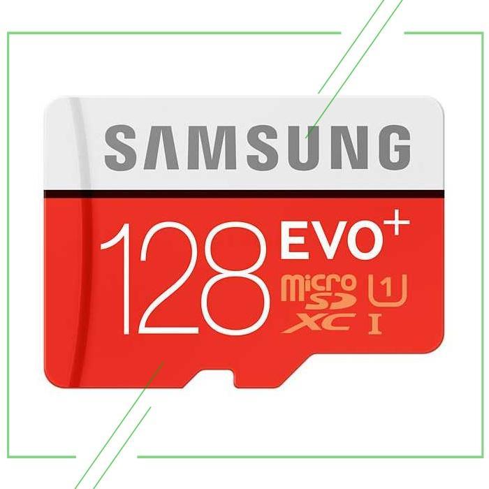 Samsung MB-MC 128GA_result