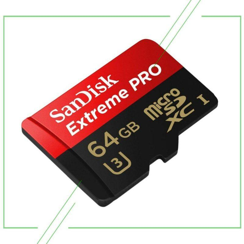 SanDisk Extreme Pro 64GB_result