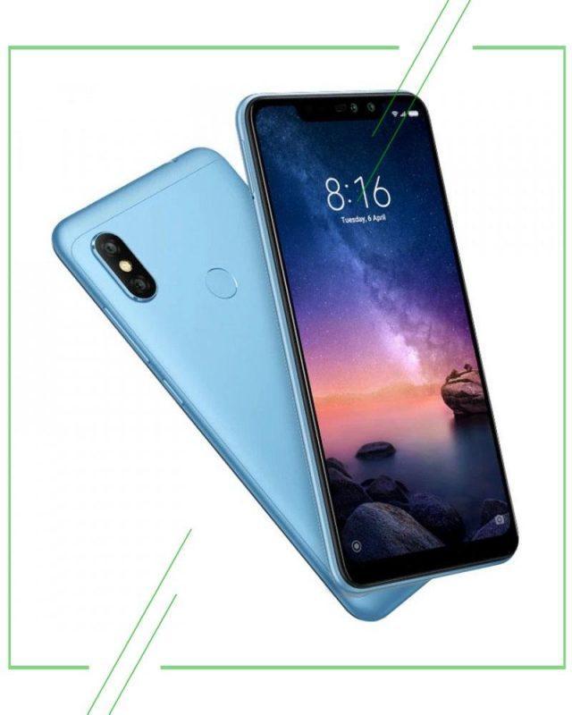 Xiaomi Redmi Note 6 Pro_result