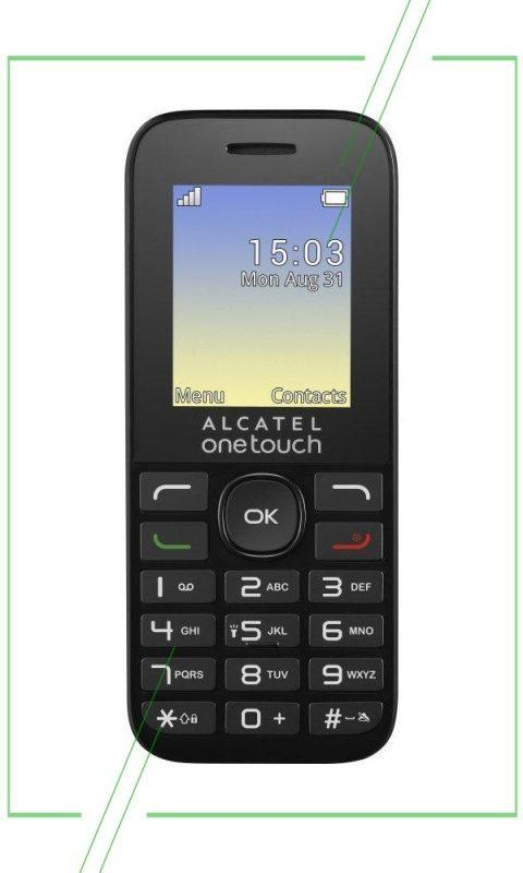 Alcatel One Touch 1020D_result