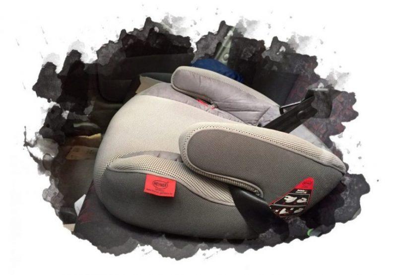 ТОП-7 лучших бустеров для детей в машину