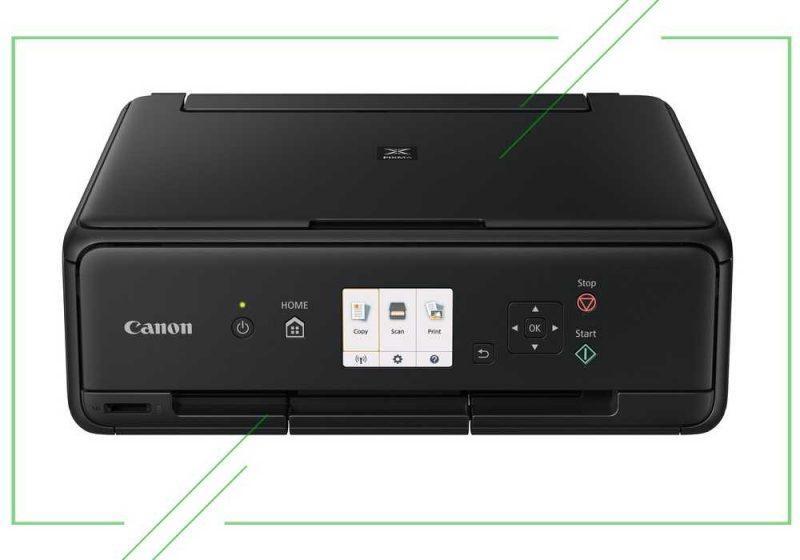 Canon PIXMA TS5040_result
