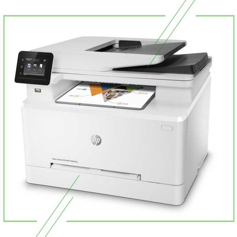 HP Color LaserJet Pro MFP M280nw_result