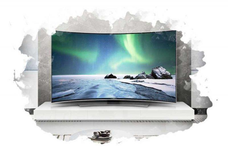 ТОП-7 лучших изогнутых телевизоров: какой купить, плюсы и минусы, отзывы, цена
