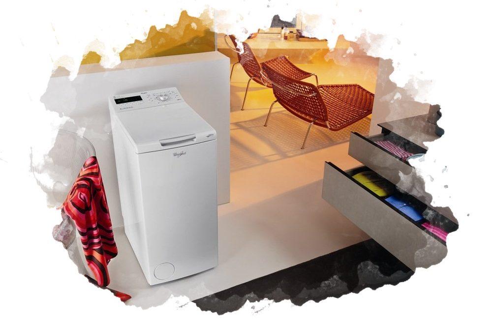 ТОП-7 лучших стиральных машин с вертикальной загрузкой: какую купить, отзывы, цена