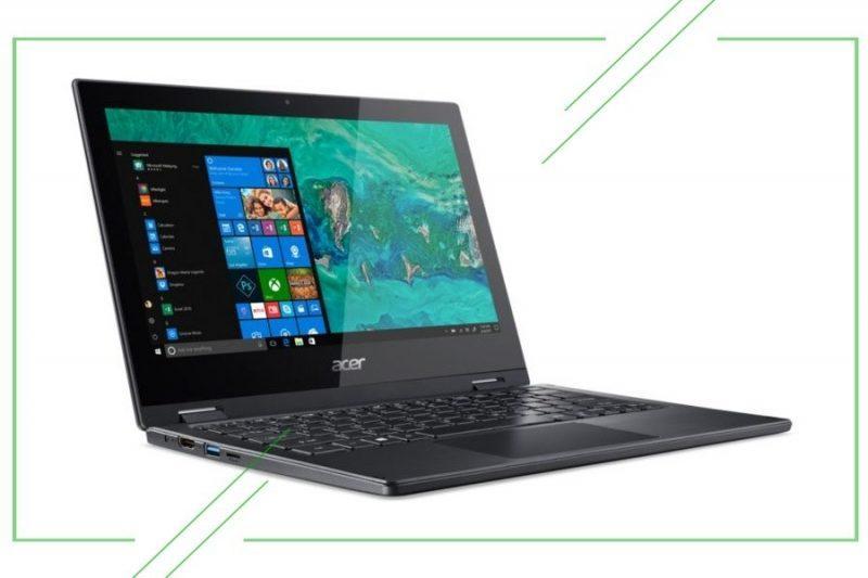 Acer Spin 1 SP111-33-C4PH_result