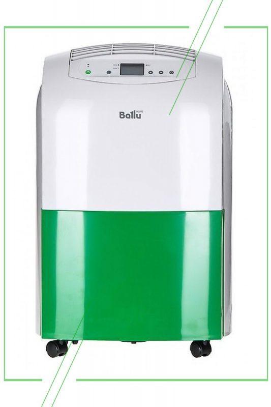 Ballu BDH-30L_result