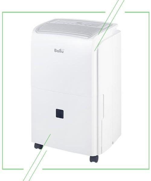 Ballu BDT-25L_result
