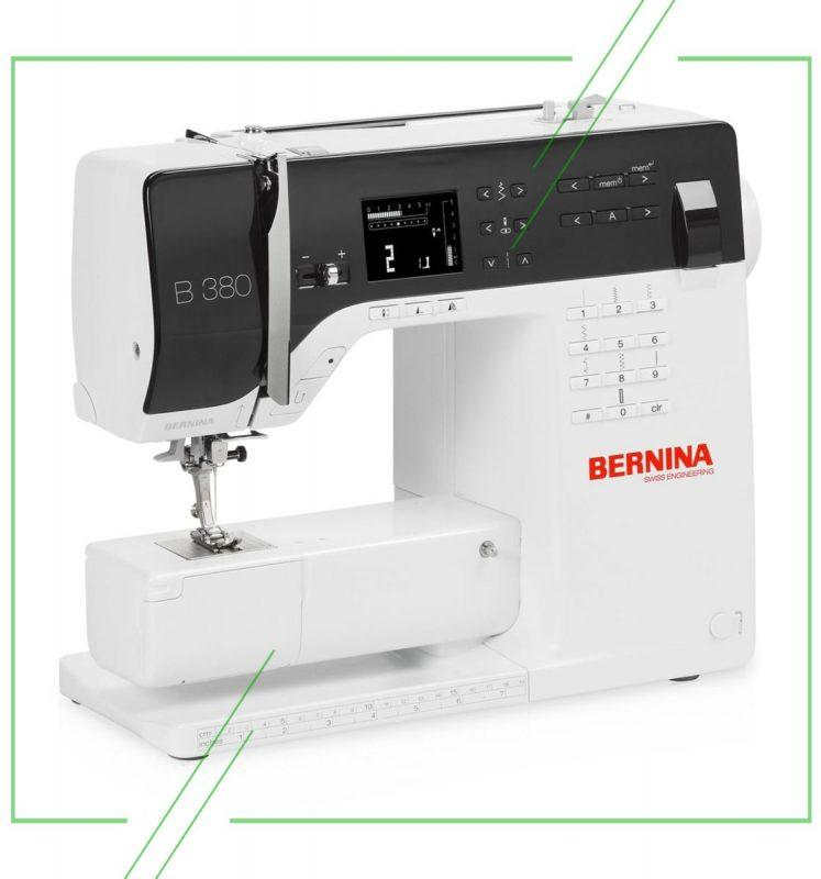 Bernina B 380_result