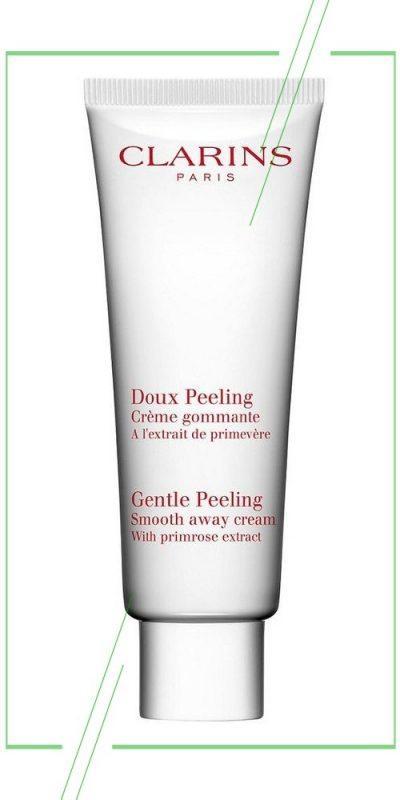 Clarins Gentle Peeling Smooth Away Cream_result