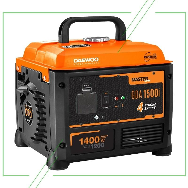 DAEWOO POWER PRODUCTS GDA 1500I_result