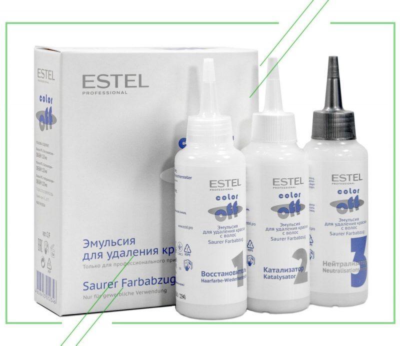 Estel Professional Color Off_result