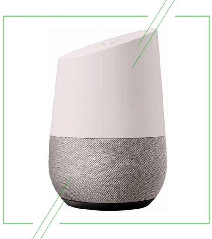 Google Home_result