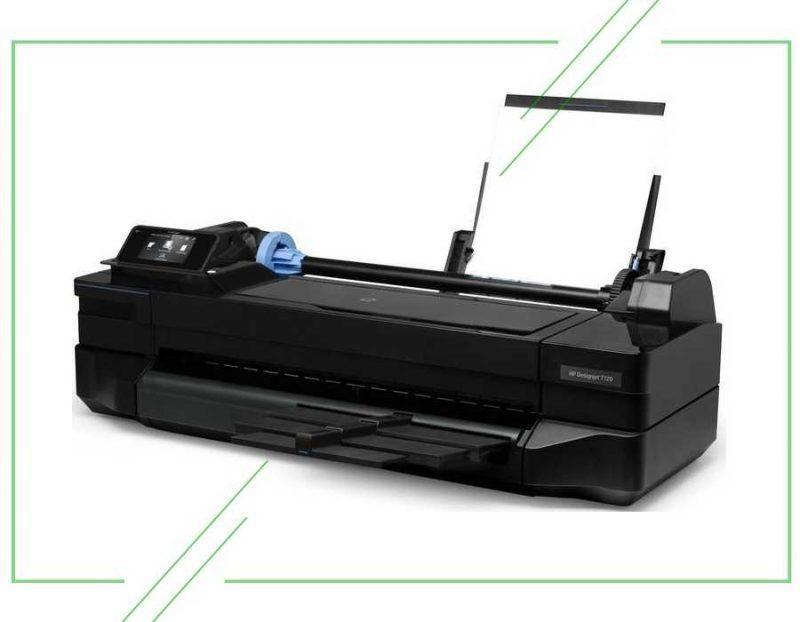 HP Designjet T120 610 мм (CQ891A)_result