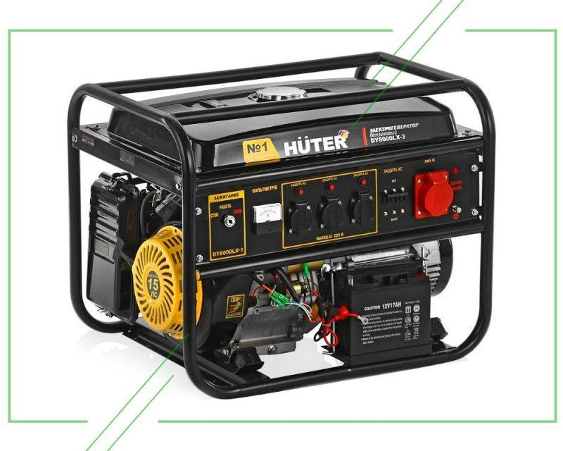 Huter DY8000LX-3_result