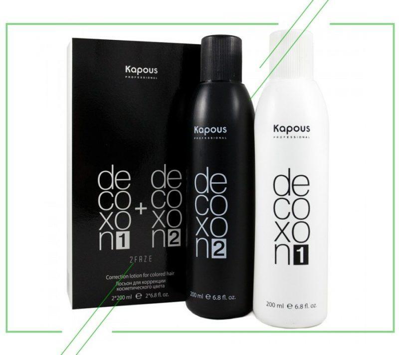 Kapous Decoxon_result