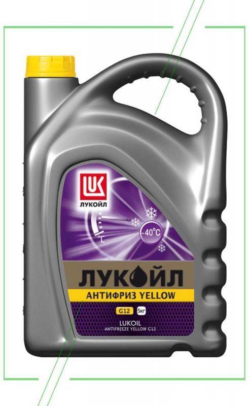 Lukoil Antifreeze G12_result
