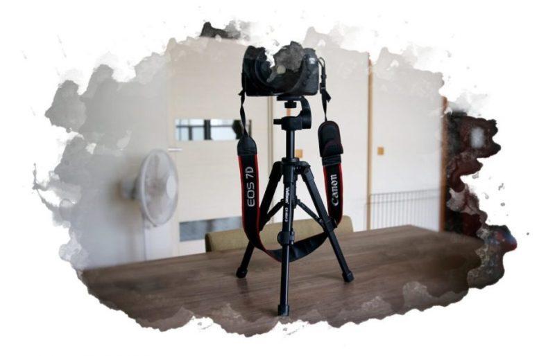 ТОП-7 лучших штативов для фотоаппарата