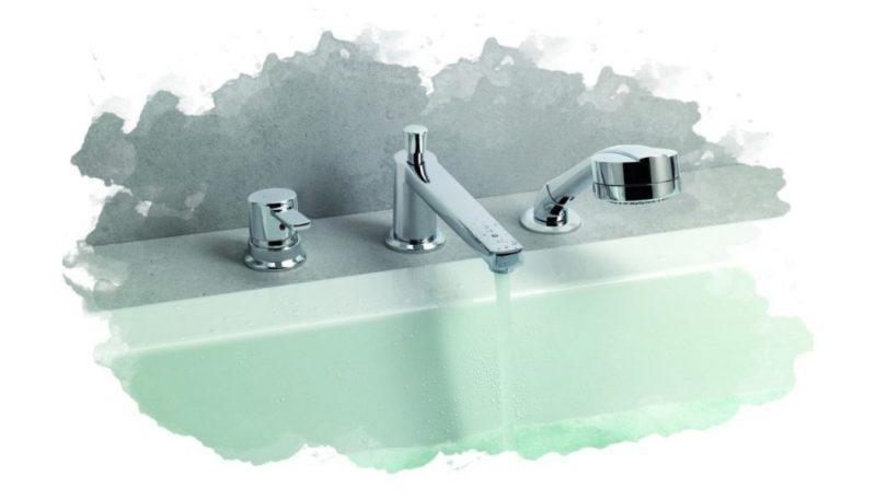 Смесители для ванной виды правила монтажа популярные марки