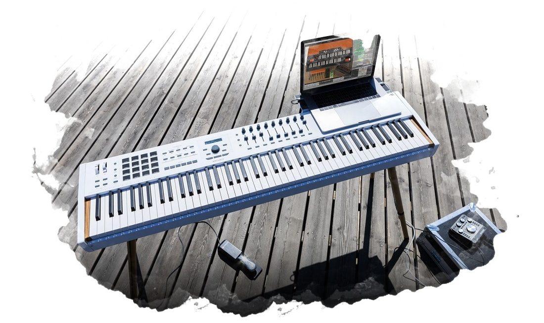 ТОП-7 лучших миди-клавиатур: как подключить, какую купить, характеристики, отзывы