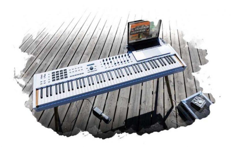 ТОП-7 лучших миди-клавиатур: как подключить
