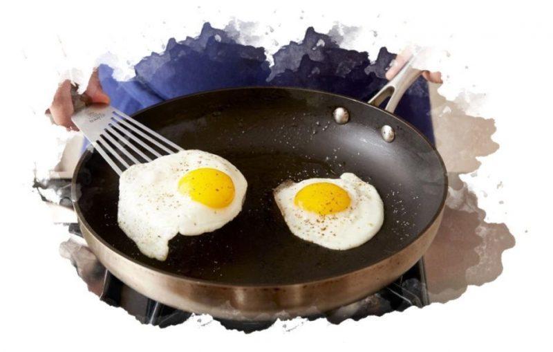 ТОП-7 лучших антипригарных сковородок