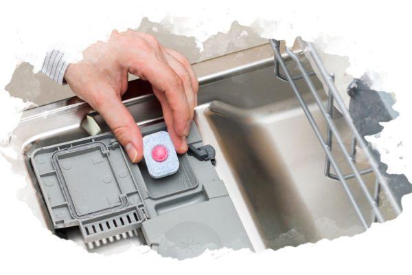 ТОП-7 лучших средств для посудомоечной машины: рейтинг 2019, отзывы, цена