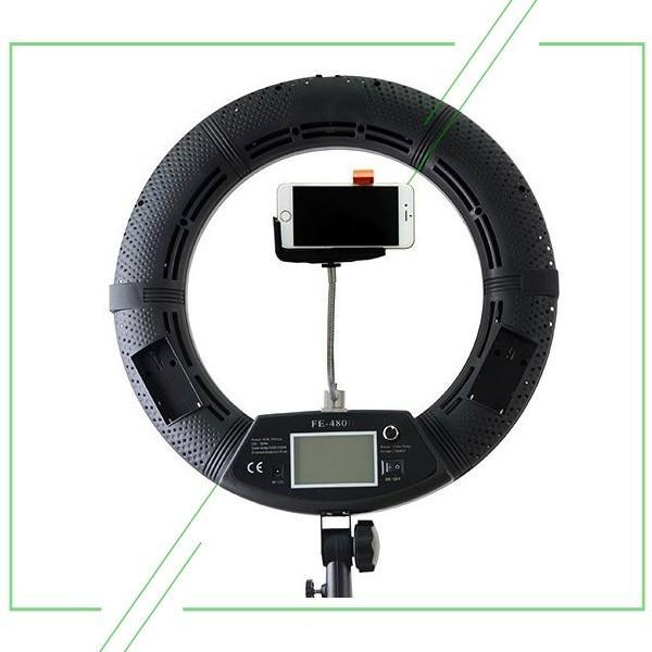 OKIRA LED RING FE 480 PRO_result