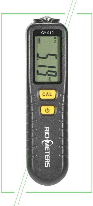 Richmeters GY910_result
