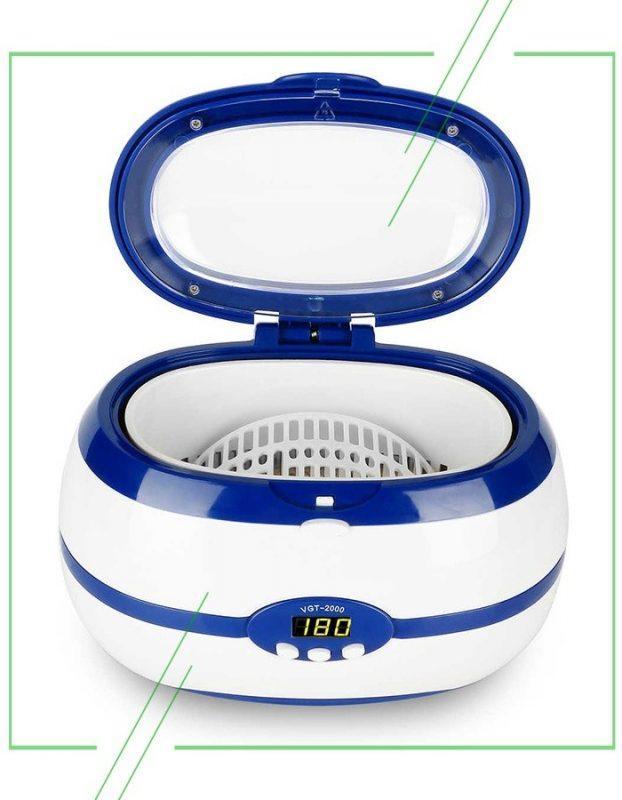 Ultrasonic Cleaner VGT-2000_result