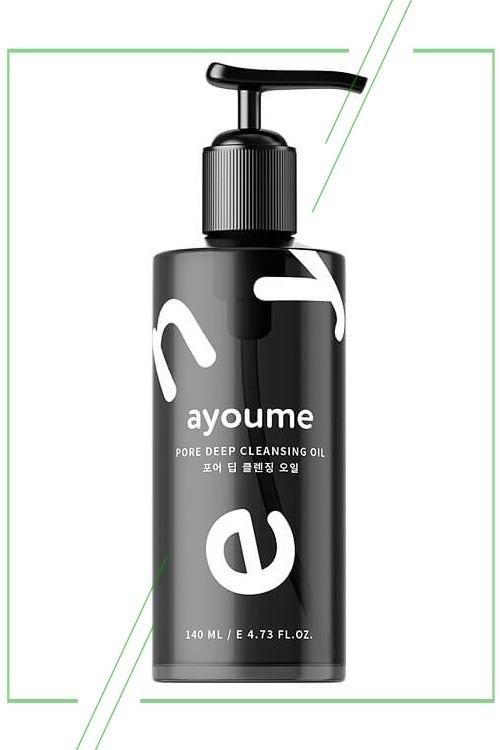Ayoume Pore Deep Cleansing Oil_result