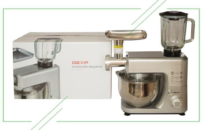 DEXP KM-800_result