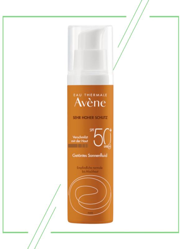 Eau Thermale Sun Care Fluid SPF50_result