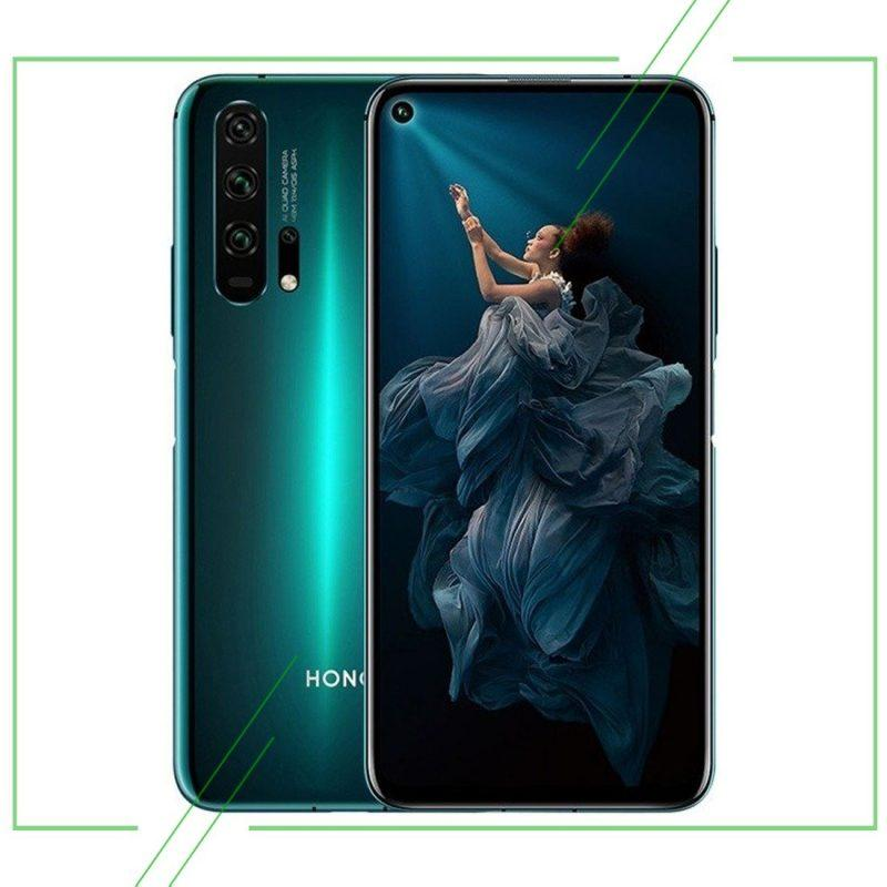 Honor 20 Pro 8 256 GB_result