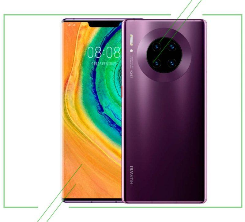 Huawei Mate 30 Pro 8 256 GB_result