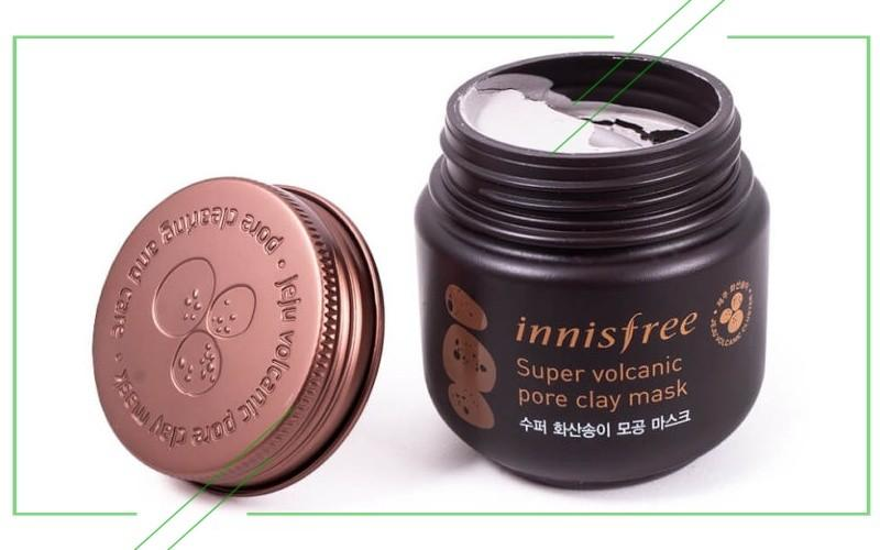 Innisfree Super Volcanic Pore Clay Mask_result