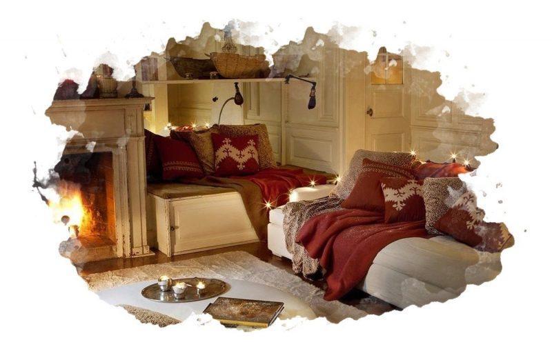 текстиль в доме