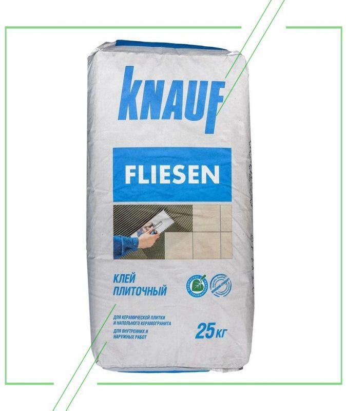 Knauf Флизен_result