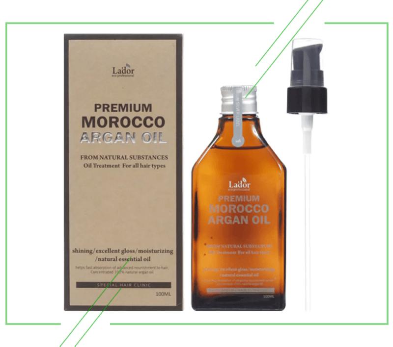 La'dor Premium Argan Hair Oil_result