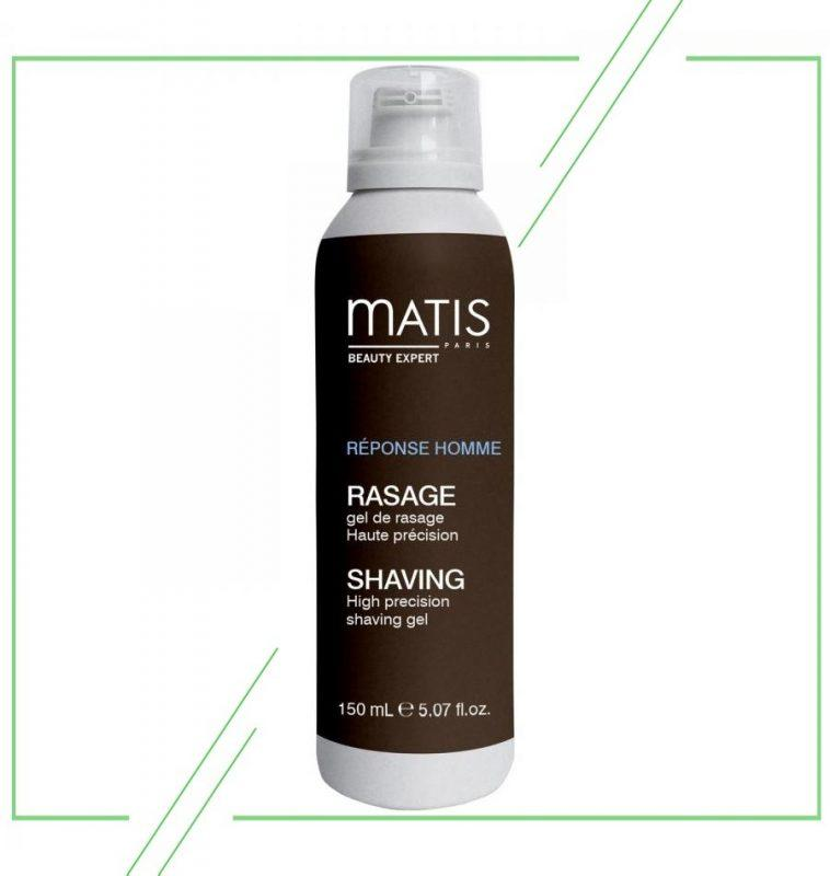 Matis Reponse Homme High Precision Shaving Gel_result